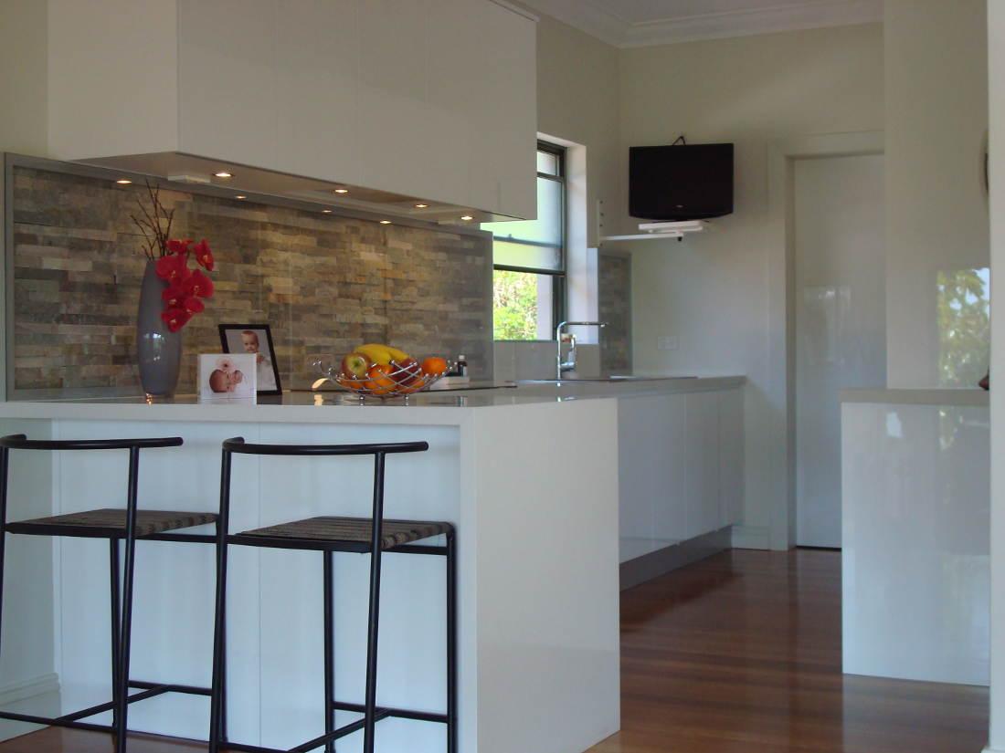Ross - Cremorne - Caesarstone Benchtop Sydney Stonemason