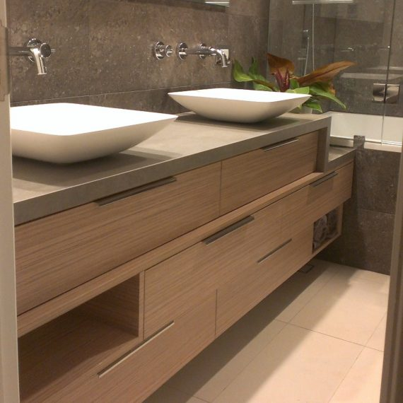 Bathroom Stone Vanity, Stonemason Sydney