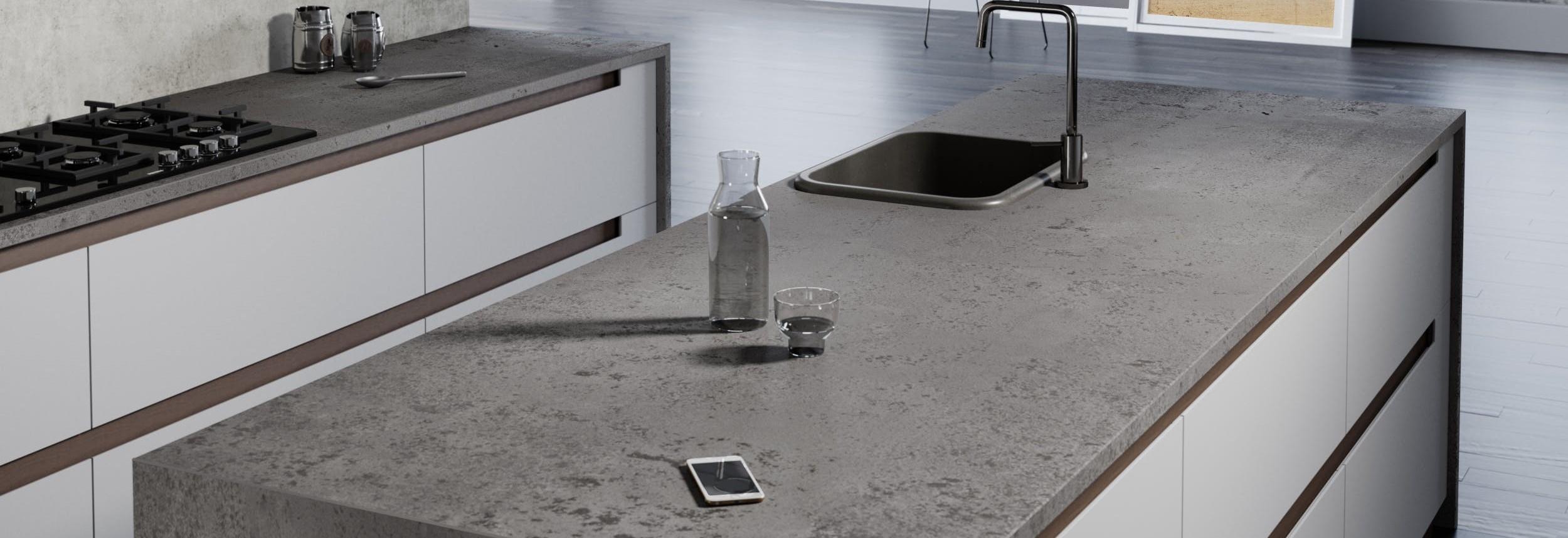 Silestone Benchtop Stone Kitchen Benchtop - Loft series Brooklyn-lr (2)
