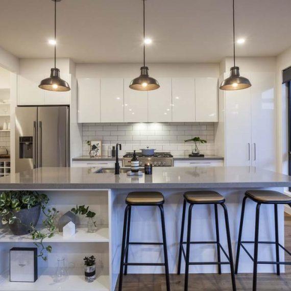 Quantum Quartz Stone Kitchen Benchtop Sydney Stonemason ASH-GREY