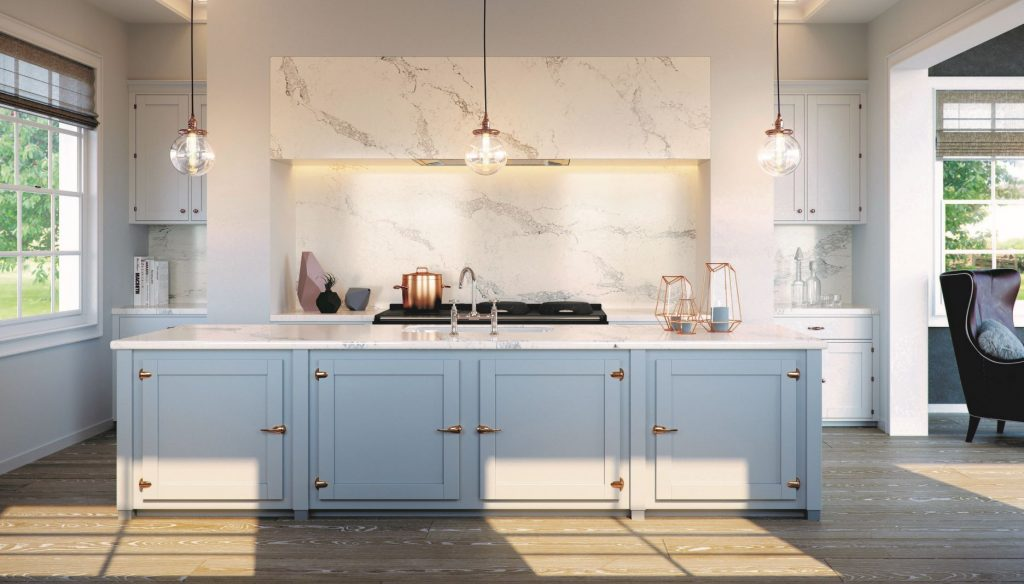 Caesarstone Kitchen Stone Benchtop Blog
