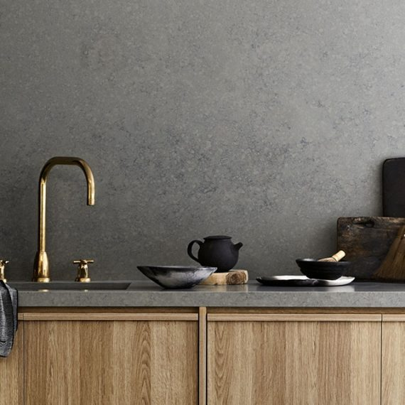Smartstone Concreto Naturale - Kitchen Benchtop Stonemason Sydney