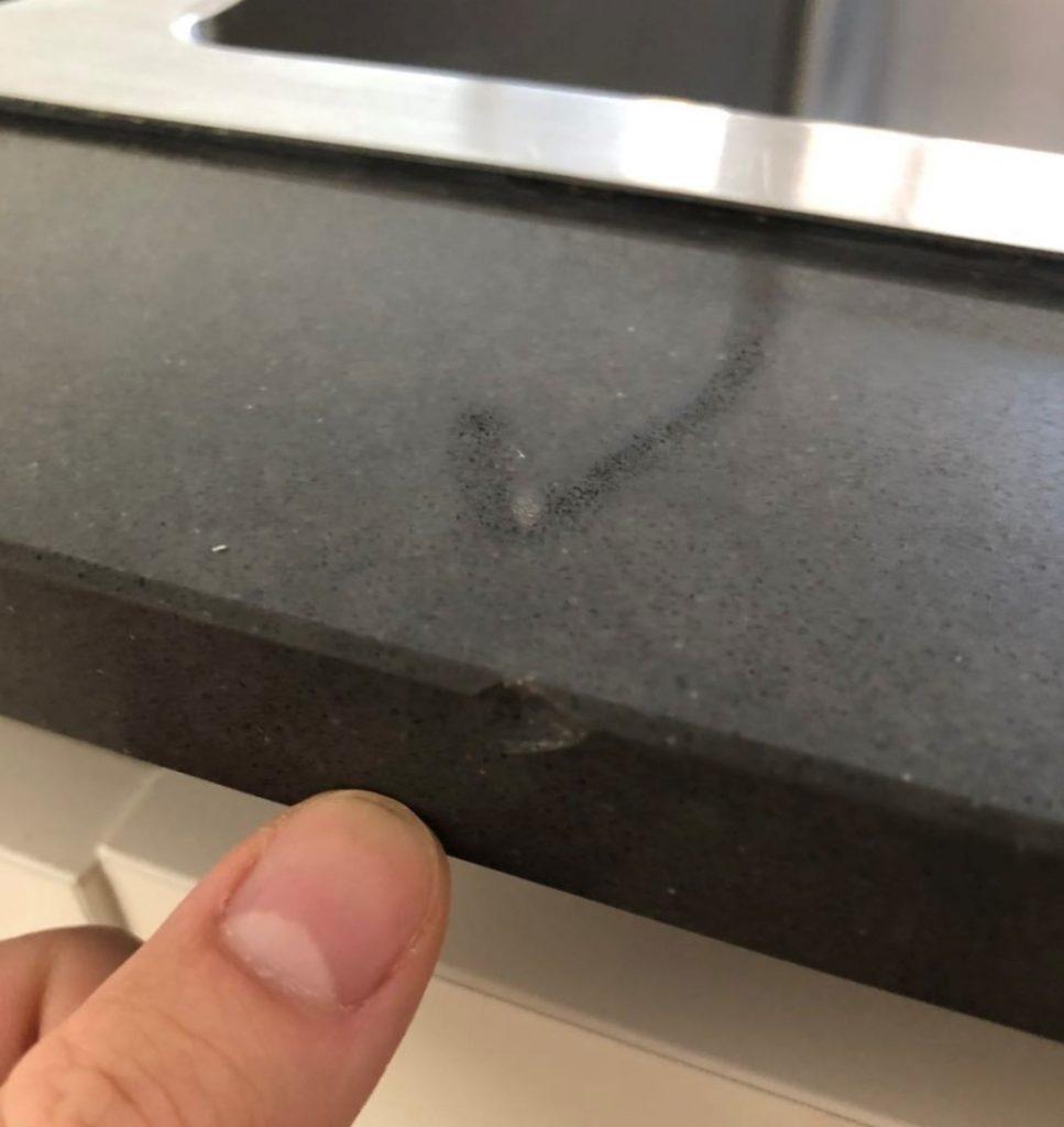 Stone Benchtop Repair Sydney