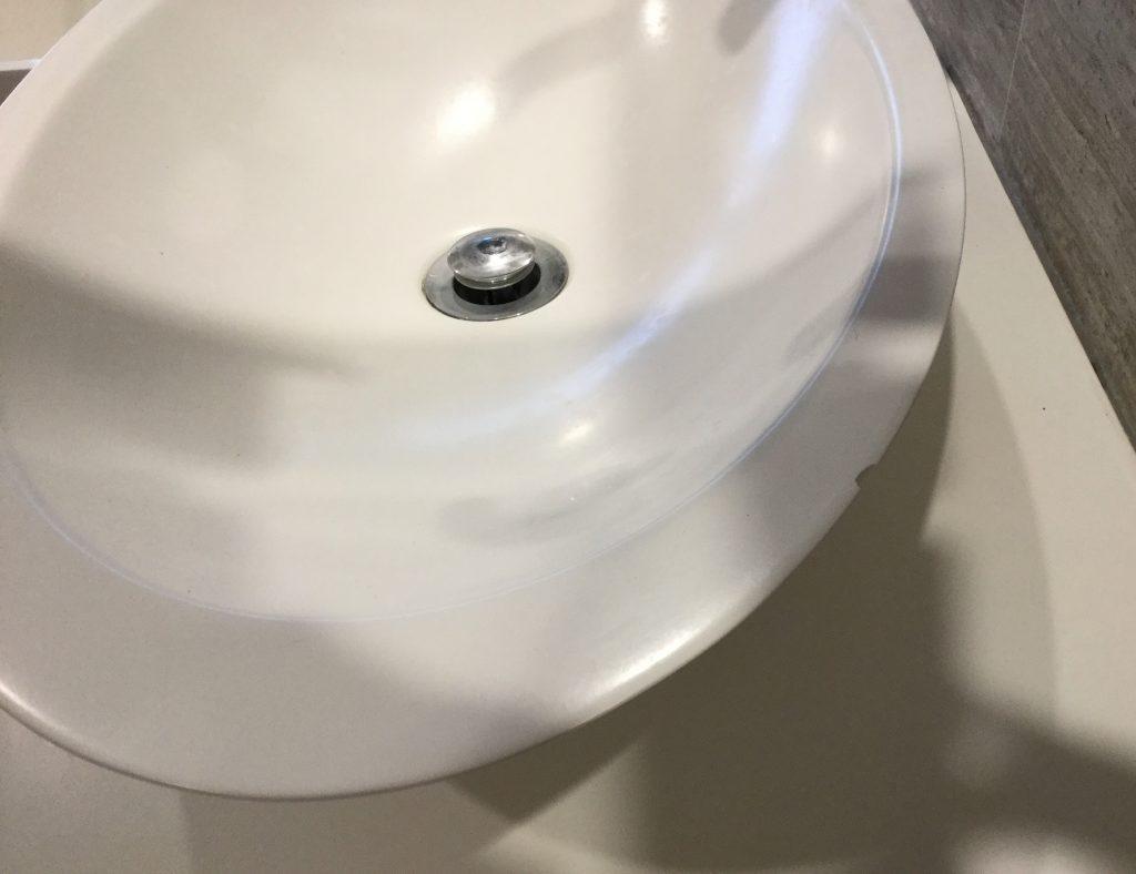 Stone Sink Repair Sink