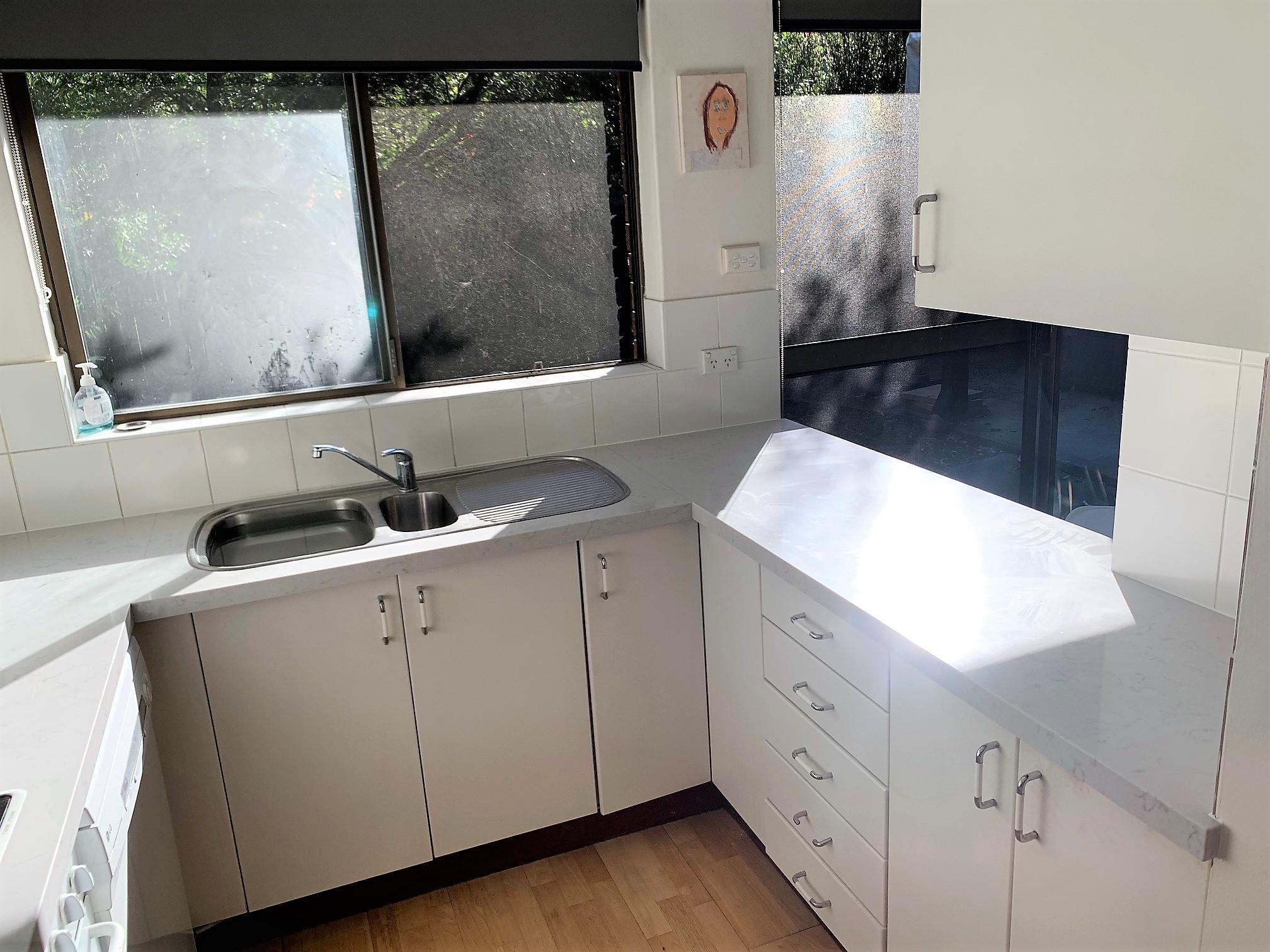 Kitchen Stone Benchtop - Stone Solutions Sydney 1