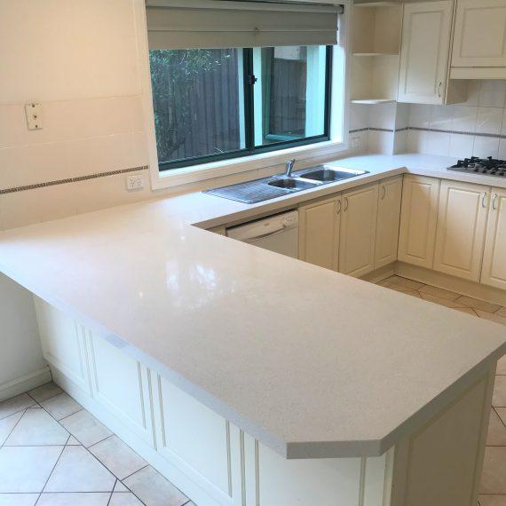 Kitchen Stone Benchtop - Stone Solutions Sydney