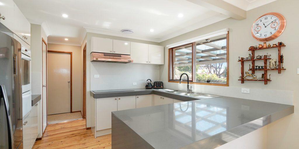Kitchen Stone Benchtop Sydney