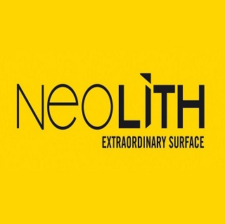 CDK Stone Neolith Logo - Porcelain - Sydney Installation