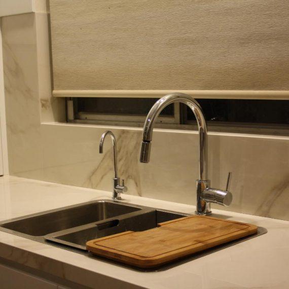 Porcelain Benchtop - Stone Solutions Sydney