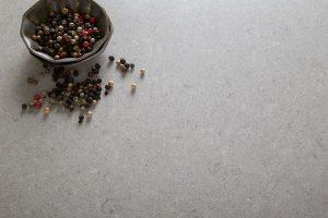 Quantum Quartz Ash Grey Deluxe Kitchen Stone countertop Sydney Stonemason