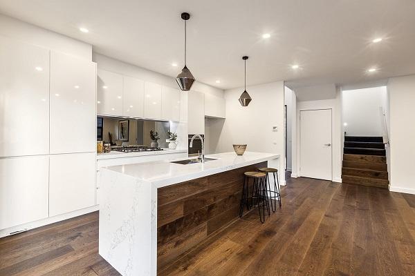 Quantum Quartz Statuario-Quartz-Stone Kitchen Countertop Sydney