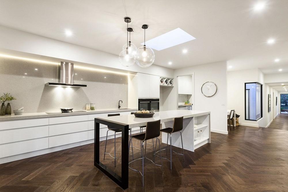 Quantum Quartz Stone Kitchen Benchtops Sydney Stonemason Ash-Grey