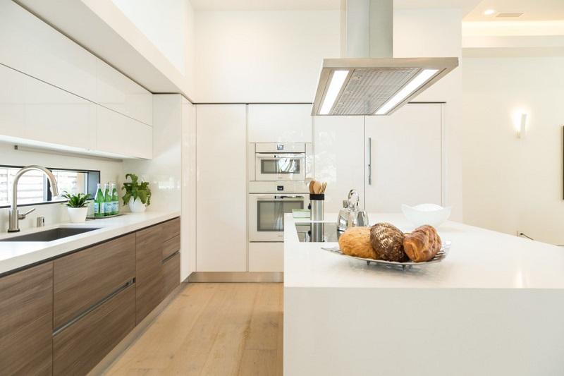 Silestone Stone Kitchen Countertop Sydney blanco-zeus