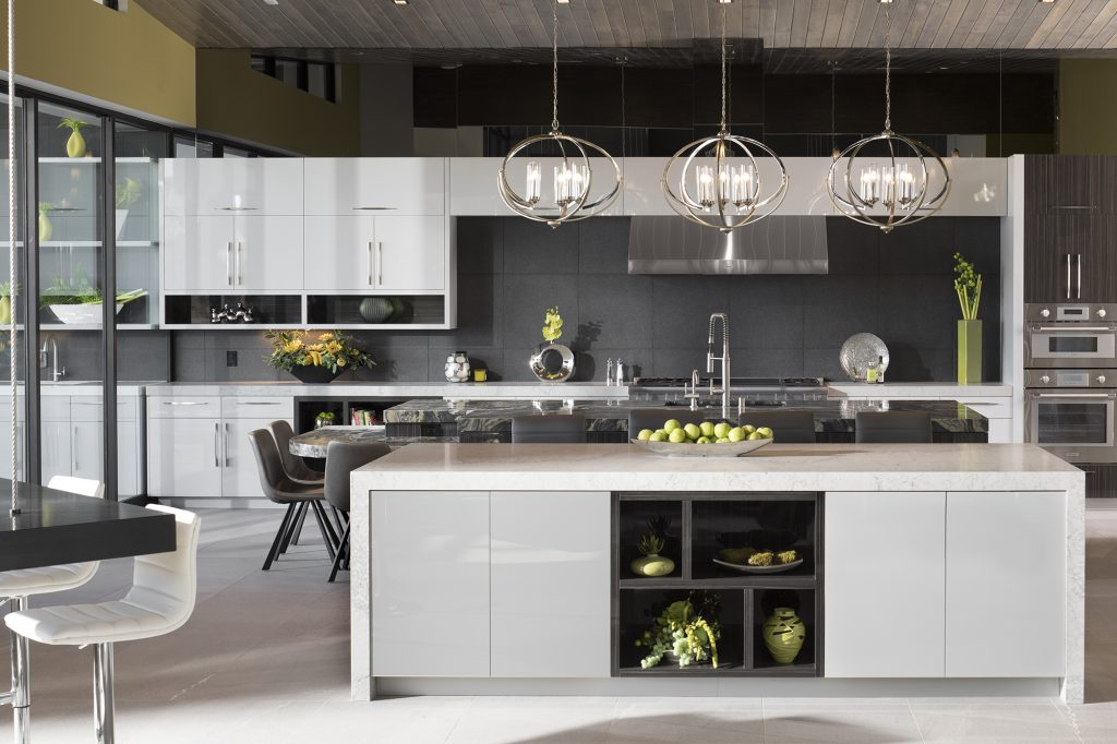 The New American Home 2019 Featuring Caesarstone