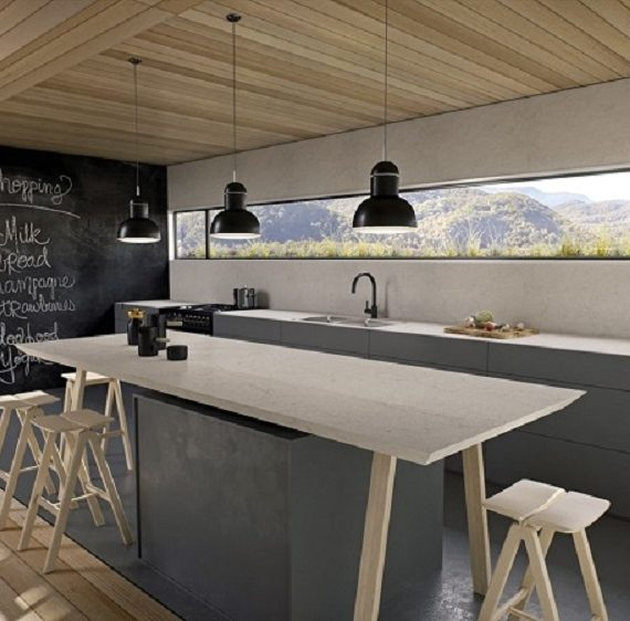 Caesarstone Georgian Bluffs Featured Photo - Stone Solutions Sydney